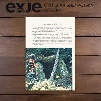 Детская книга про Урал